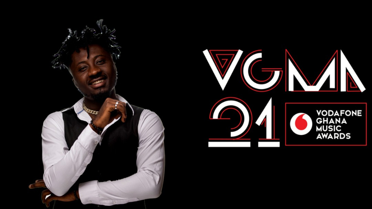 Amerado hosts special Yeete Nsem at VGMA 2020