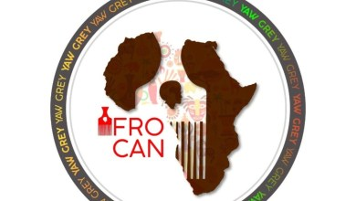 Photo of Album: Afrocan by Yaw Grey