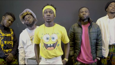 Photo of Video: Back from Benin Fronline by FimFim feat. Tee Rhyme, Phrame, Eli Yong & Bogo Blay
