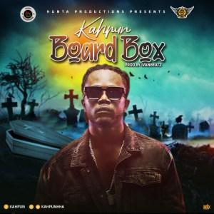 Board Box by Kahpun