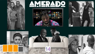 Photo of Amerado updates the world with Yeete Nsem EP. 14