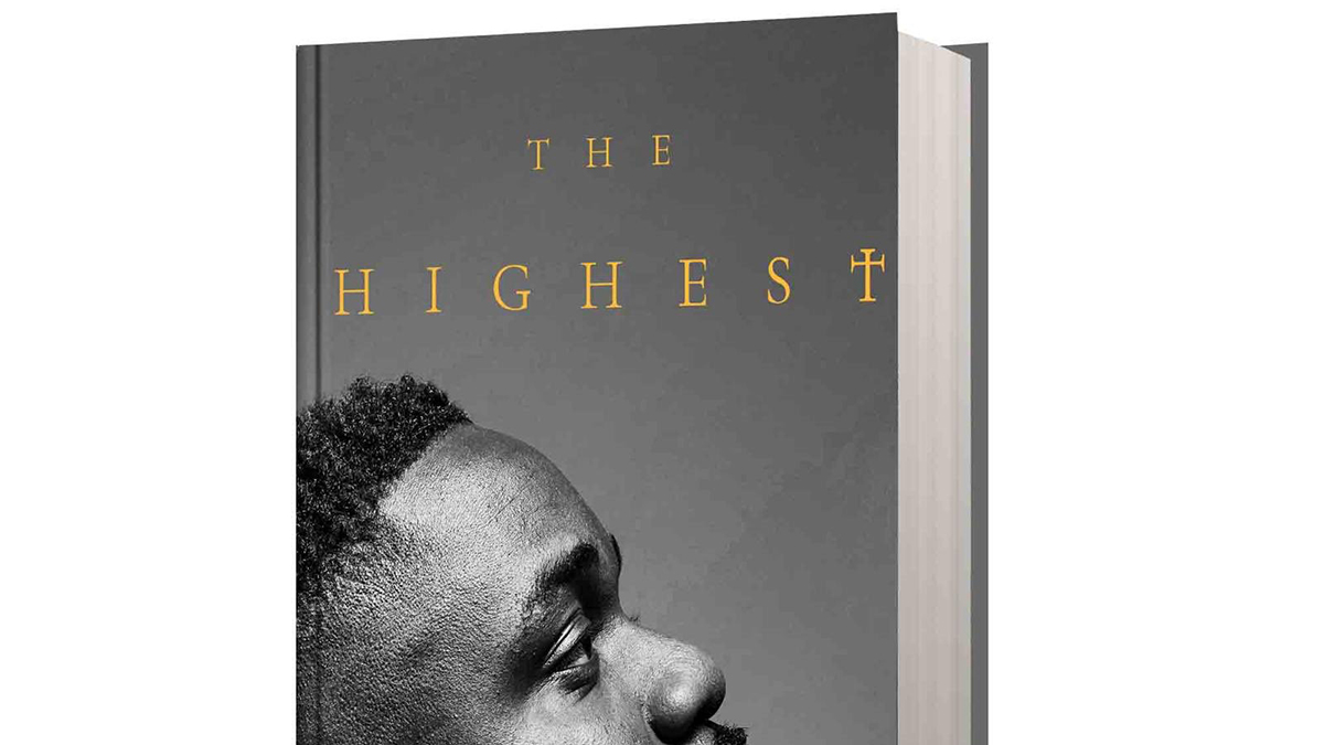 Sarkodie authors new book; The Highest