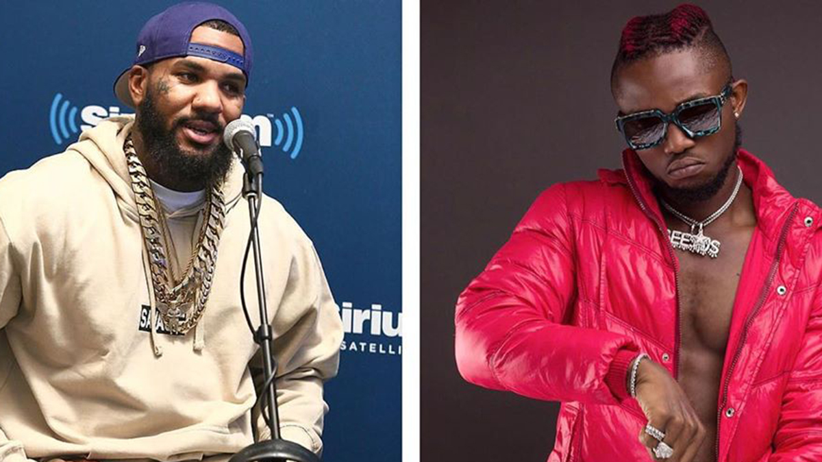 FlyBoy Geesus hints on a remix with US A-list rapper The Game