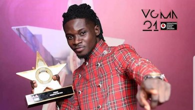 People are opinionated - Kuami Eugene speaks after 2020 VGMA AoY win