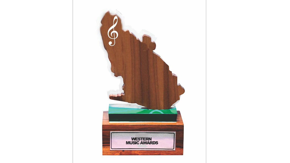 Western Music Awards to takes off on 26th September