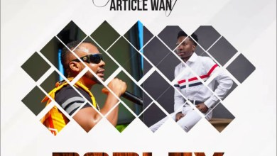 Borley by General Sharpiro feat. Article Wan
