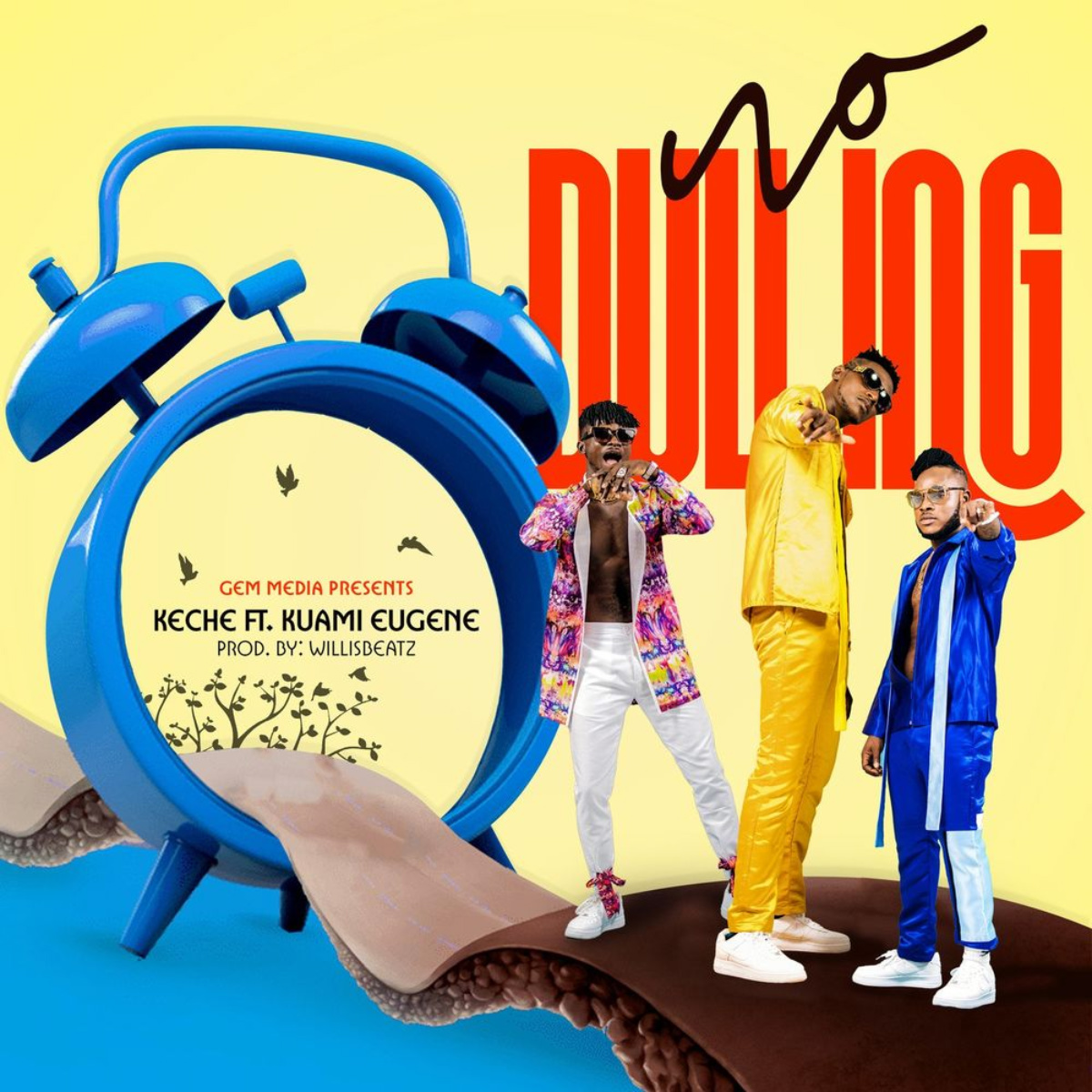 No Dulling by Keche feat. Kuami Eugene