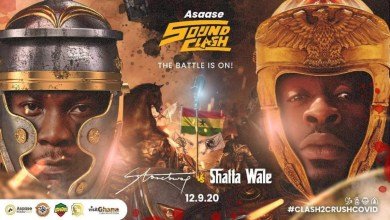 Photo of Watch the Asaase Sound clash Shatta Wale vs Stonebwoy