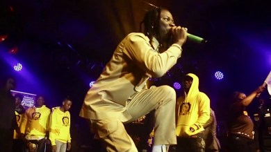 Photo of Video: Blaze Dem (Freestyle) by Stonebwoy