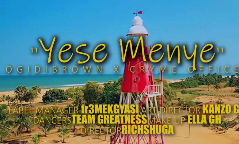 Photo of Video: Yese Menye by Ogidibrown & Cryme Officer