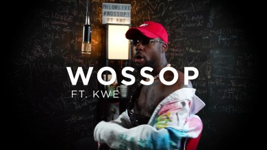 Photo of Video: Wossop by TeePhlow feat. Kwe