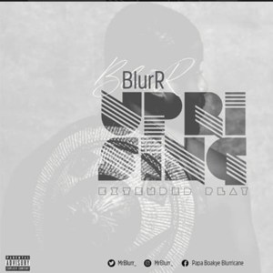 UpRising EP by BlurR