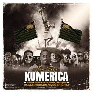 Kumerica by ZionFelix feat. All Stars