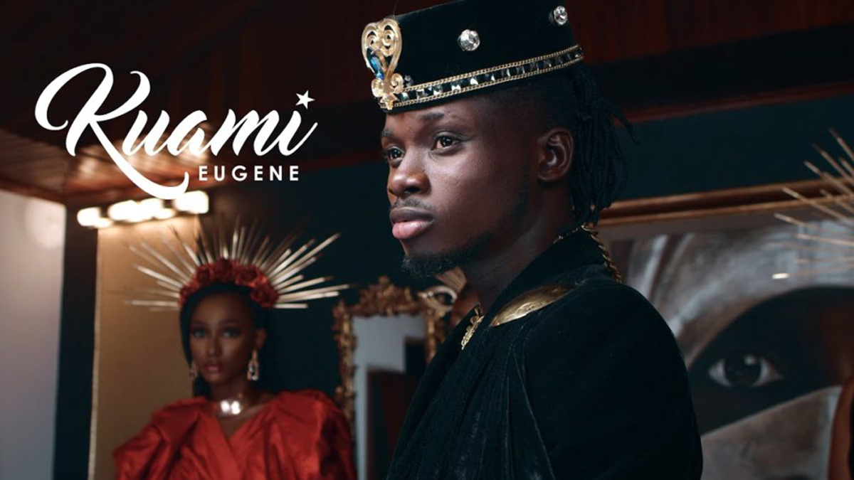 Kuami Eugene talks VGMA, Son of Africa & Daddy Lumba on Apple Music 1