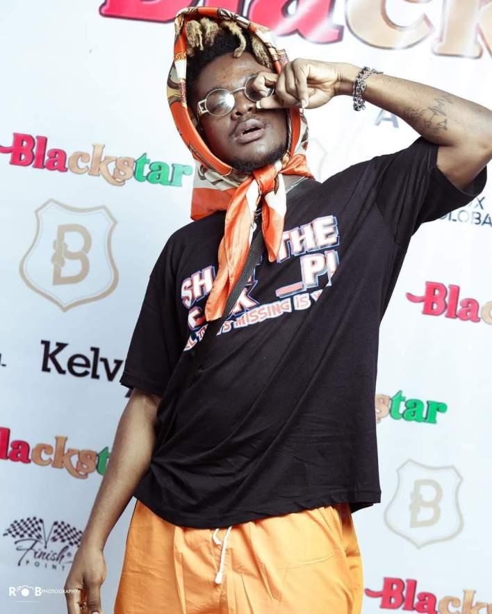 Kelvyn Boy launches Blackstar album!