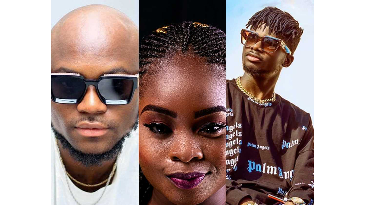 This is Highlife, not what Kuami Eugene, King Promise are doing - Ricky Rick on NaaNa Blu's EP