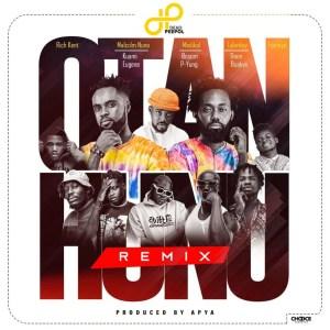 Otan Hunu (Remix) by Dead Peepol & Rich Kent feat. Malcolm Nuna, Kuami Eugene, Medikal, Bosom P-Yung, Tulenkey, Deon Boakye & Fameye