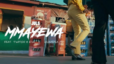 Mmayewa by Juls feat. Twitch 4 Eva & Quamina MP