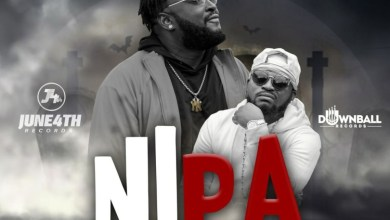Photo of Audio: Nipa by King Gahda feat. Ogunskele