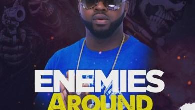 Photo of Audio: Enemies Around by Volkano