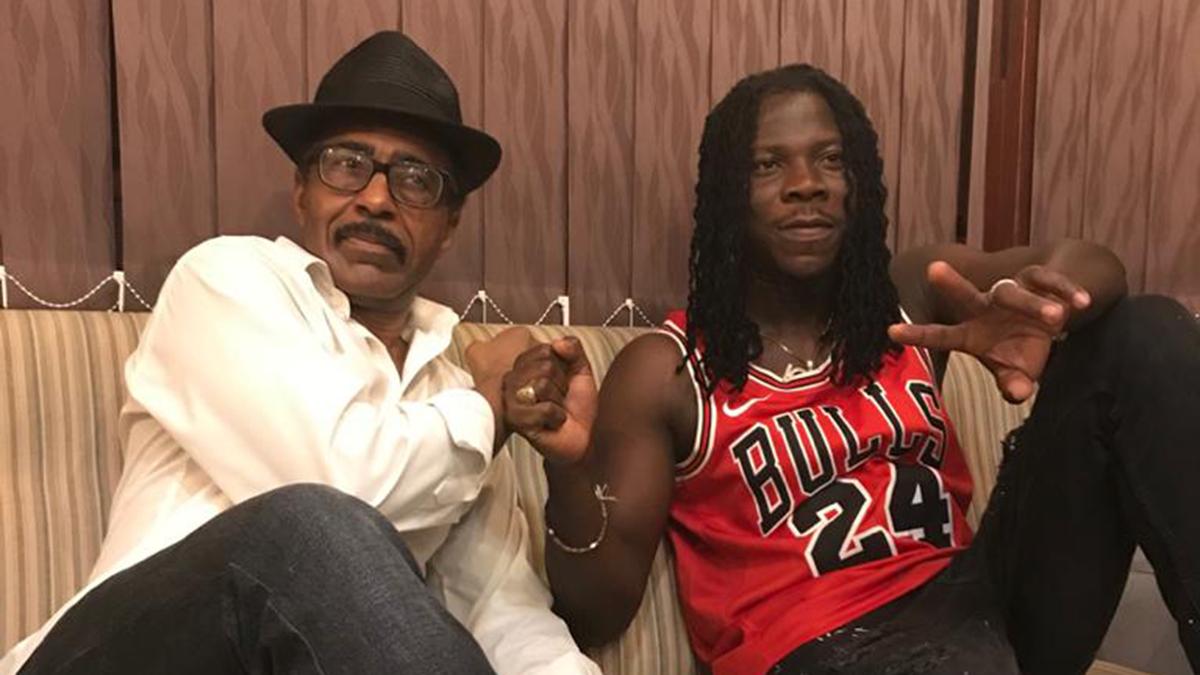 Grammy award-winning Vasti Jackson features Stonebwoy in new single