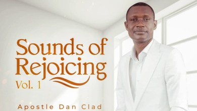 Photo of Triple treat! Apostle Dan Clad out with 3 albums; Sounds of Rejoicing Vol 1,2 & 3