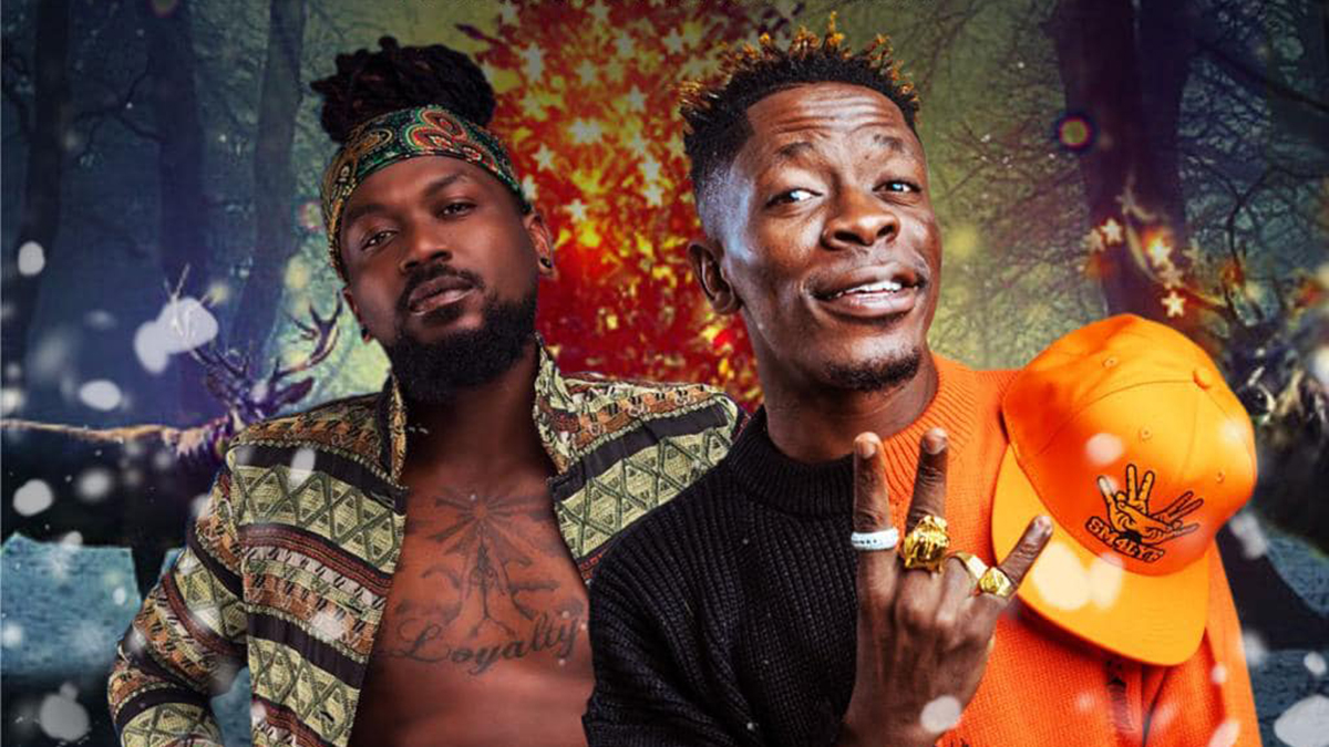 I will get time for Samini soon; I won't allow him deceive Ghanaians - Shatta Wale