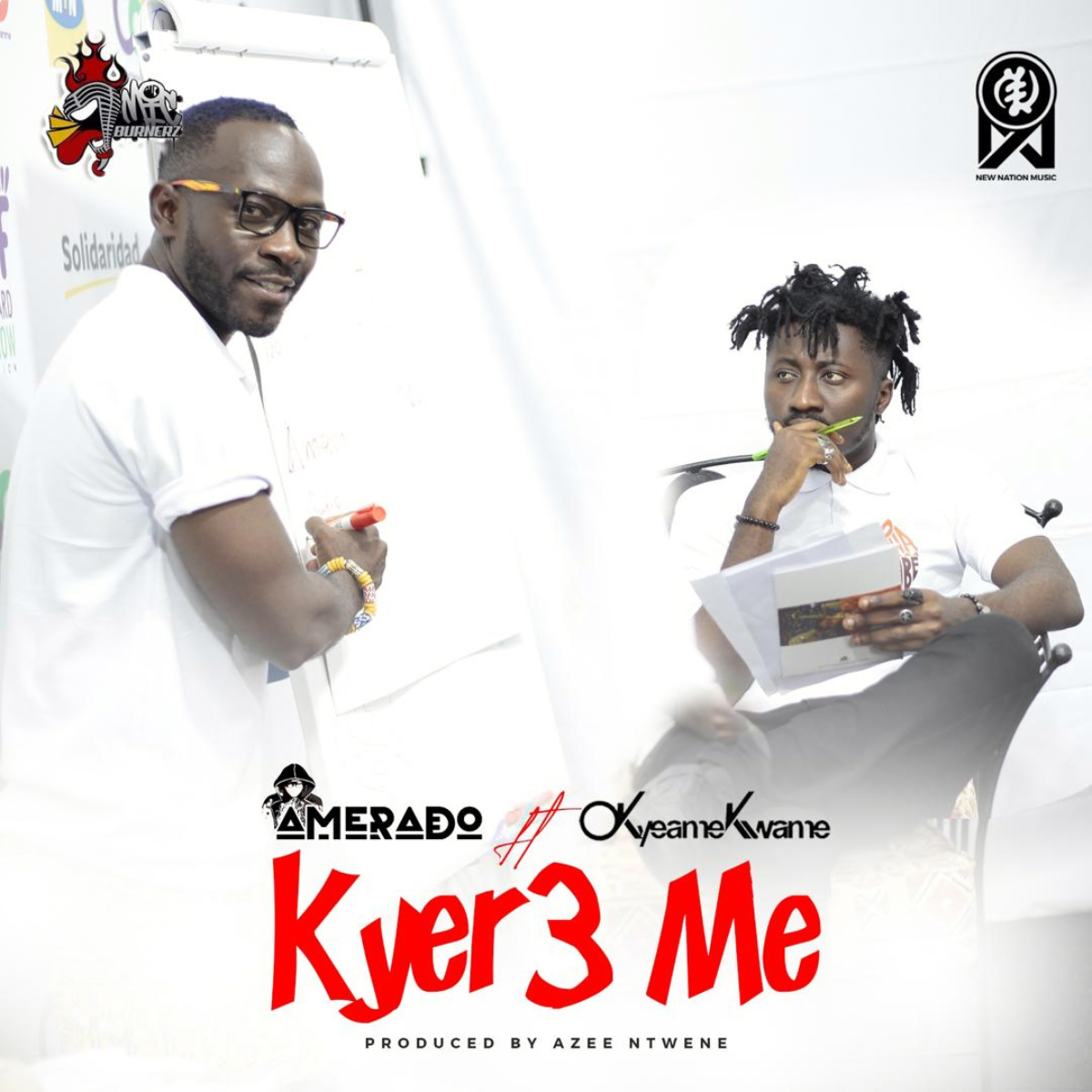 Kyer3 Me by Amerado feat. Okyeame Kwame