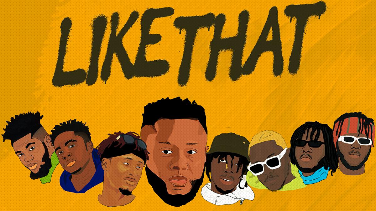 DJ Mensah rallies Kofi Mole, Medikal, El, Lj, Kweku Smoke, DopeNation for; Like That