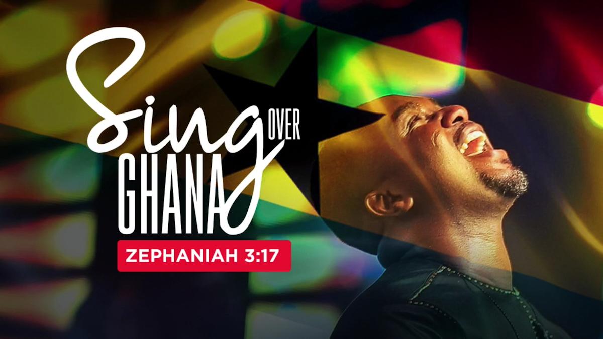 Watch Joe Mettle's Sing Over Ghana worship