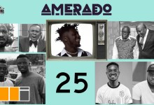 Amerado hosts Yeete Nsem EP. 25 with Bogo Blay & Sherry Boss