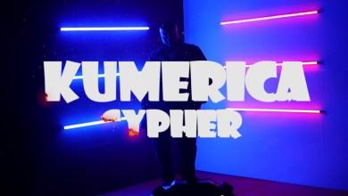 Kumerica Cypher by DJ Slim feat. Phrimpong, Ypee, Obey, King Paluta, Rap Fada, Ebada Rapper Amoako