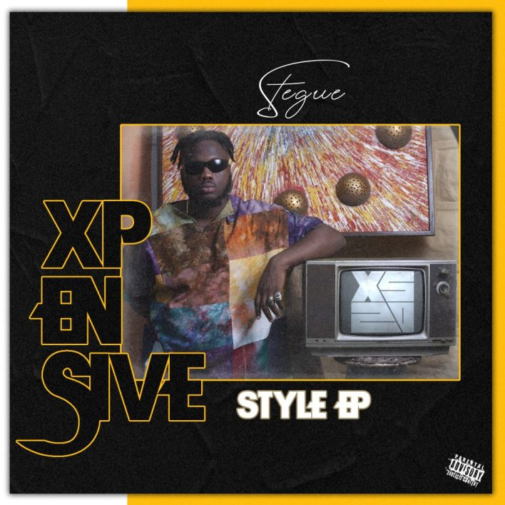 Stegue releases cover art for Xpensive Style