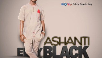 Ashanti by Eddy BlackJay
