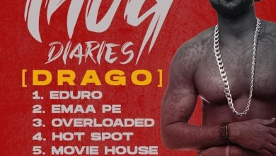 Thug Diaries (Drago) by Yaa Pono