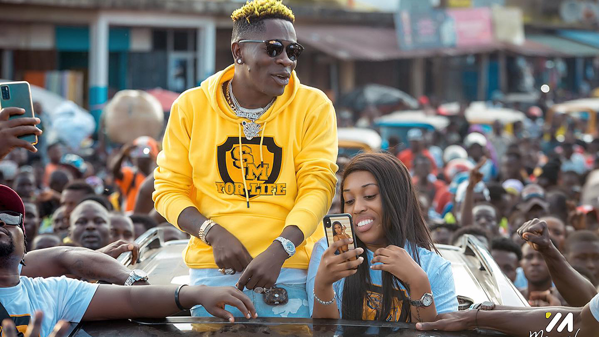 You are the hope of Jomoro - Fantana lauds mum after Shatta Wale assisted win