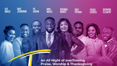 Gospel360Africa readies for 3rd edition of annual worship concert; Thankful