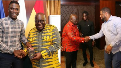 Edem, D-Black, Pappy Kojo laud Akuffo Addo; Sarkodie, MOGmusic, Stonebwoy play it safe!