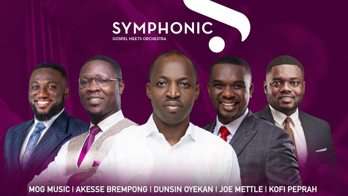 Synphonic 2020! Get ready for a night of classical Gospel renditions this Sunday!