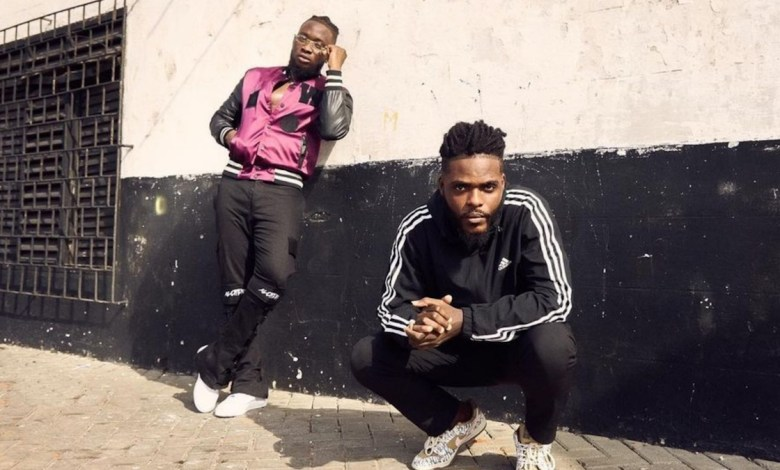 Tripcy and Mega EJ hold listening for Hasty EP
