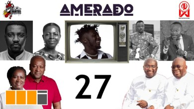 Amerado tackles Election 2020 on EP. 27 of Yeete Nsem