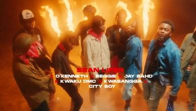 Ma Drip by Sean Lifer feat. O'Kenneth, Reggie, Jay Bahd, Kwaku DMC, Kawabanga & City Boy