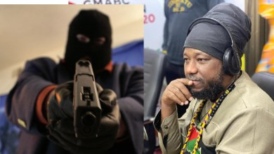 Blakk Rasta almost assassinated; assailant shot & arrested!
