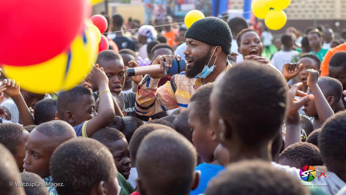 Nanky partners Sultan Incorporation to thrill patrons at 'Kids Day Out' in Tema