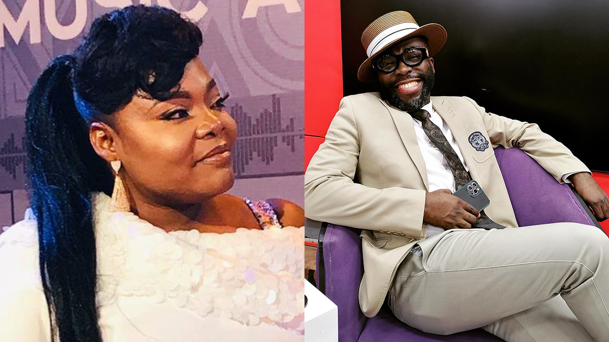 Celestine Donkor doesn't pay - Andy Dosty on why her new song isn't being aired