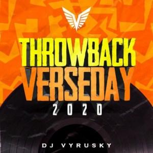 Throwback Verseday 2020 by DJ Vyrusky