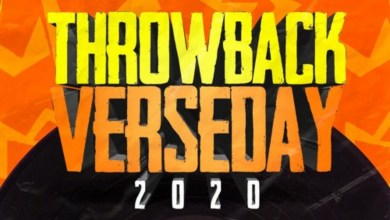 Throwback Verseday 2020 by DJ Vyrusky