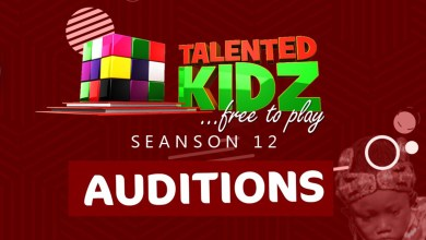 Audition for season 12 of Tv3's Talented Kidz starts on January 18th