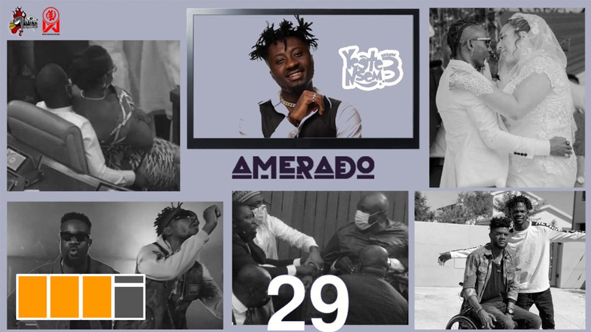 Ogidi Brown & more feat. on Amerado Yeete Nsem EP. 29
