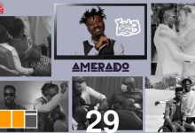 Ogidi Brown & more feat. on Amerado Yeete Nsem EP. 29